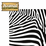 Zoo Tales: Animal Adventure 2 Piece Laser Die Cut Kit
