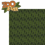 Zoo Tales: Zoo Fun 2 Piece Laser Die Cut Kit