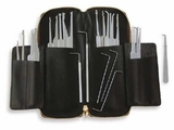 32 Piece Pro Lock Picking Set,lock picks, lock picking set,professional lock picking