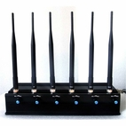 6 Band Wireless & Cellular Jammer