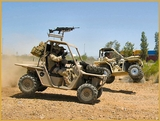 All Terrain Vehicle: Prowler II - Tactical  All Terrain Patrol Vehicle