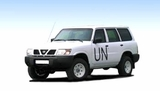 Armored cars -Nissan Patrol
