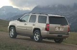 Armored Chevy Tahoe (Armoring only)