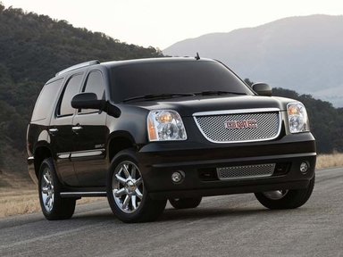 Armored GMC Yukon (Armoring only)