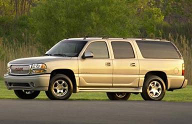Armored GMC Yukon XL Armoring only)