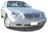 Armored Mercedes Benz S-Class-Mercedes Blindado