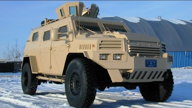 Armored  Personal Carrier  The SecPro LAV3 Armored Vehicle, Armored  Personal Carrier , Protection Level B7