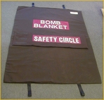 Ballistic Bomb Blanket 1.5m x 1.5m (60inx60in) Level II