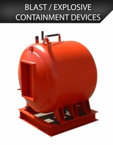 Blast/Explosive Containment Systems