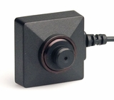 Button and Screw wired CCD Color Camera set
