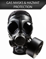 Gas Masks & NBC protection