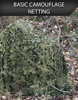 Basic Camouflage Netting