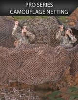 Pro Series Camouflage Netting