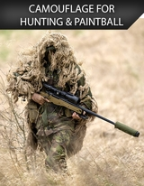 Camouflage For Hunting & Paint ball