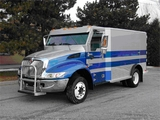 Cash Carry Trucks : Armored International Navistar 4300 Series