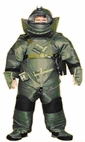 SECPRO EOD BOMB DISPOSAL SUIT 2014 Model