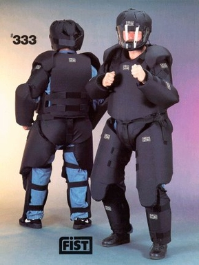 FIST Training Suits , This FIST Training Suit Is The Most Comprehensive Defensive Tactics Suit Ever Devised, Our Fist Training Suit Is A High Quality Training Device