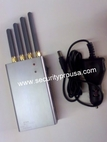 Hand held gsm jammer x 4  Frequencies new model 2010
