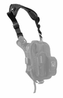 Hazard 4 Covert RG Anatomic Shoulder Harness Civilian Black