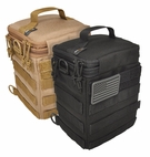 Hazard 4 ForwardObserver Molle SLR Camera Bin Black