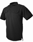 Hazard 4 LEO Uniform Replacement Battle Polo Black