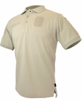 Hazard 4 Loaded I.D. centric Battle Polo Tan
