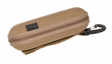 Hazard 4 Mil-Pod Ballistic Nylon Sunglasses Case Coyote