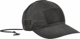 Hazard 4 PMC Classic Velcro Ball Cap (Cotton) Black