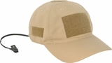 Hazard 4 PMC Classic Velcro Ball Cap (Cotton) Coyote