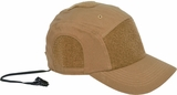 Hazard 4 Privateer Panel Cap (Cotton) Coyote