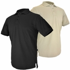 Hazard 4 QuickDry Undervest Plain Front Battle Polo APR-QDUDV