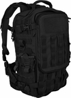 Hazard 4 SecondFront Rotatable Backpack Black