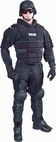 IMPERIAL Upper Body and Shoulder Protection-Damascus Riot Gear,Protective Riot Gear