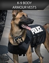 K-9 Body Armor Vests