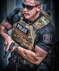 KDH Ballistic Vest with 2 Level IV Plates - Active Shooters Response Kit