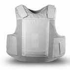 KDH Valor Concealable Vest NIJ 06' Certified Level IIIA White