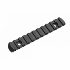 Magpul Industries MOE Polymer Rail Section - 11 Slots - Black
