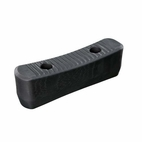Magpul Industries PRS2 Extended Rubber Butt-Pad - 0.80 - Black
