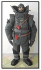 MIL-SPEC 2009 EOD BOMB SUIT FROM SECPRO USA
