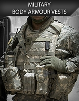 Military Body Armor Vests