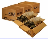 MREs Meals Ready-to-Eat Meals Ready-To Eat for the Military,  and For Use in Times of Survival and Crisis Provided By SecProUSA