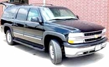 New 2006  Armored Chevrolet Suburban ::Suburban  Blindado
