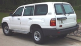 New Armored Toyota Land Cruiser,armored toyota landcruisers::Nuevo Landcruiser blindado