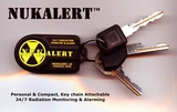 NukAlert : Key Chain Radiation Detector