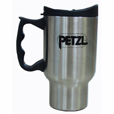 Petzl COMMUTE MUG 16 oz Stainless Steel Mug