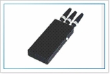Portable GPS + Cellphone (GSM) Jammer
