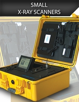 Portable Xray | Small X-Ray Scanners | Portable Detection