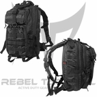 Rebel Tactical 18 Assault Backpack w/ Free Paracord Knife!