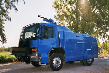 Riot truck: SECPRO 4500