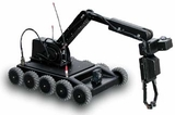 SecPro EOD - Bomb Disposal Robot